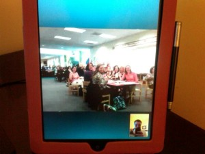 Skype donation